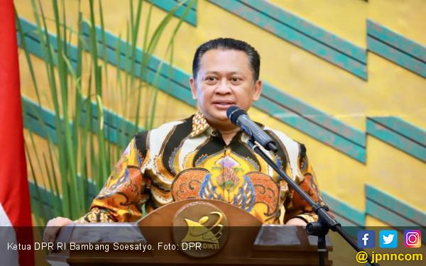 Bambang Soesatyo Desak Pemerintah Antisipasi Dampak Perang Dagang AS-Tiongkok
