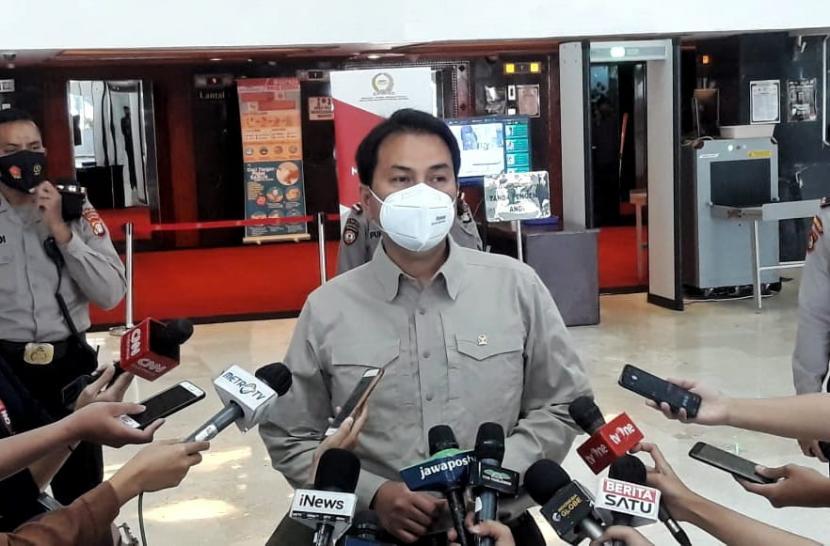 Sampaikan Duka Cita, Azis Syamsuddin Minta Publik Tak Berspekulasi Soal Kecelakaan SJ 182