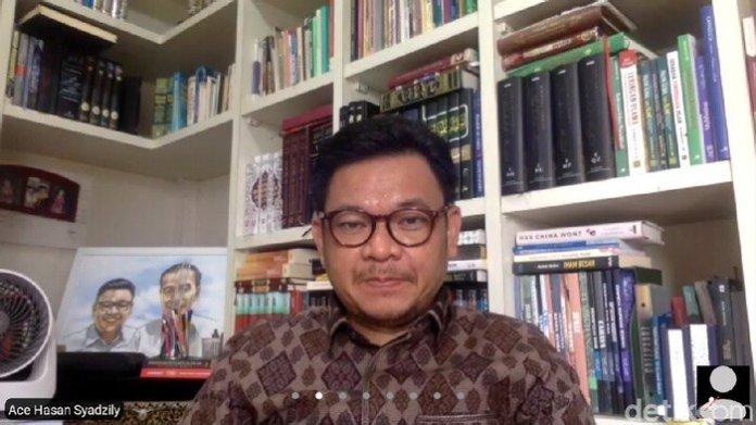 Ace Hasan Minta BNPB dan Kemensos Prioritaskan Anak, Ibu dan Lansia Korban Gemba Sulbar
