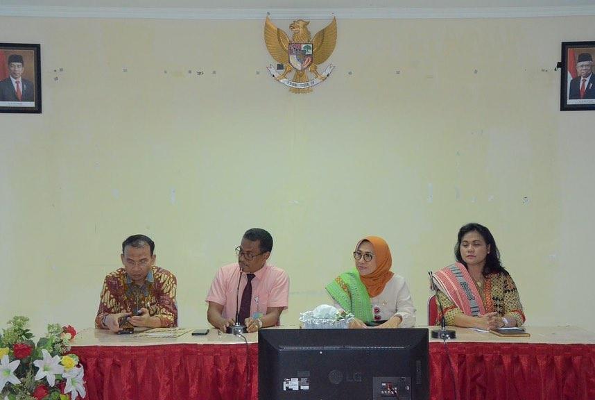 Serap Aspirasi di Kota Kupang, Hetifah Nilai PNFI Penggerak Ekonomi Masyarakat