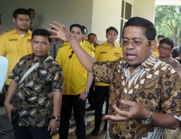 Idrus Marham Tengarai Ada Kelompok Oknum Tunggangi Petisi Tolak Dedi Mulyadi