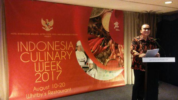 Sop Buntut dan Diplomasi Kuliner Nusantara Ala Dubes Tantowi Yahya