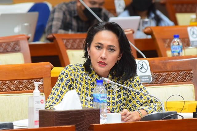 Christina Aryani Harap 'TVRI World' Bisa Tingkatkan Representasi Indonesia Di Mata Dunia
