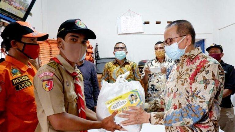 Selama Pandemi, Darul Siska Salurkan 32 Ribu Paket Sembako Untuk Masyarakat Sumbar Terdampak COVID-19