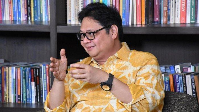 Menko Airlangga Tegaskan Ekonomi Indonesia Sudah Teruji Hadapi 2020