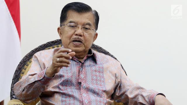 Jusuf Kalla Ungkap Jurang Si Kaya dan Si Miskin Makin Lebar di DKI Jakarta