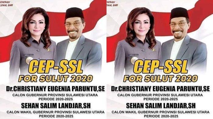 Koalisi Golkar-PAN: Tetty Paruntu-Salim Sehan Landjar Bakal Menangkan Pilkada Sulut