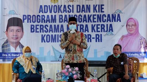 Darul Siska Ajak Para Tokoh Masyarakat di Sumbar Ikut Sukseskan Program Vaksinasi COVID-19