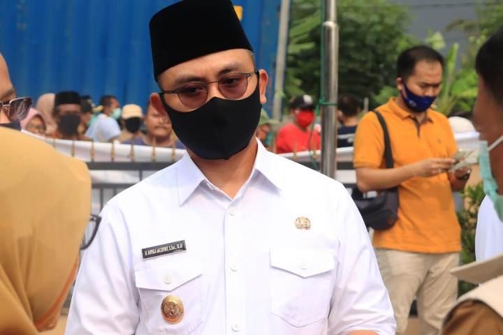 Wagub Andika Hazrumy Ajak Pemuda Banten Punya Andil Signifikan Di Masa Pandemi COVID-19