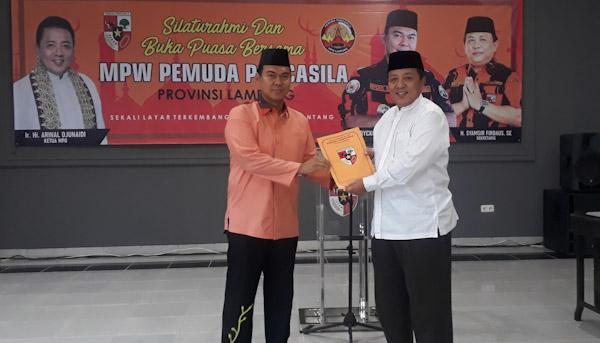 Didukung Arinal di Pilwako Bandar Lampung, Rycko Menoza Ogah Blak-blakan