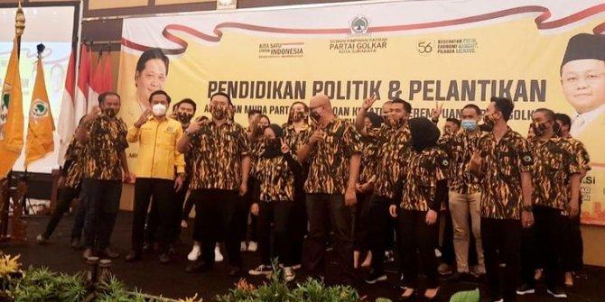 Harga Mati! Arif Fathoni Kerahkan AMPG dan KPPG Menangkan Machfud-Mujiaman di Pilkada Surabaya
