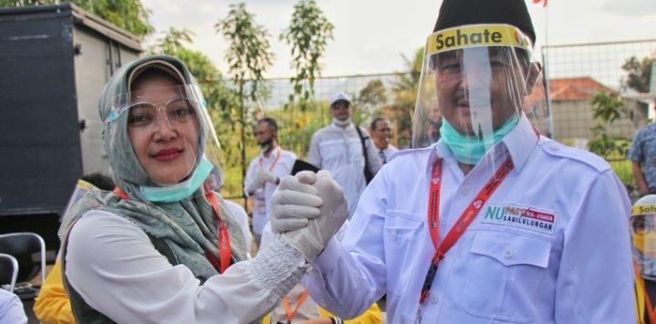 Pasangan NU Pasti Sabilulungan, Pasangan Berpengalaman Untuk Masa Depan Kabupaten Bandung