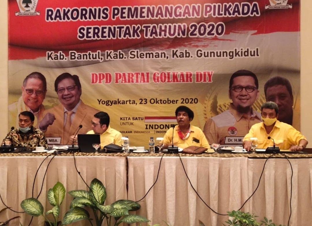 Ahmad Doli Kurnia Sebut Kemenangan di Pilkada Sleman, Bantul dan Gunung Kidul Sangat Strategis