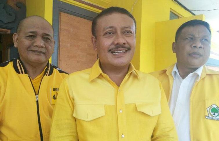 Gde Sumarjaya Linggih Prihatin Alih Fungsi Lahan di Bali Tak Terbendung