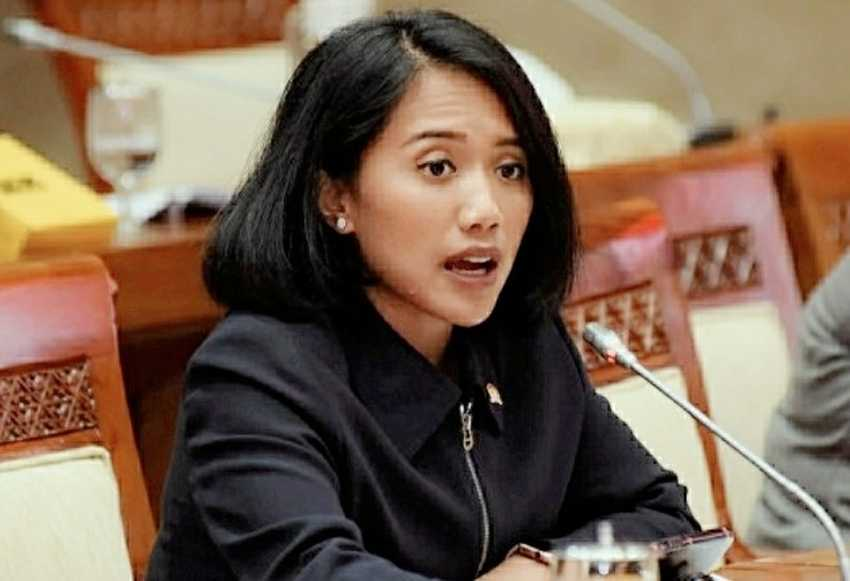 Tahan Kontraksi Ekonomi, Puteri Komarudin Dorong Pemerintah Serap Optimal APBN 2020