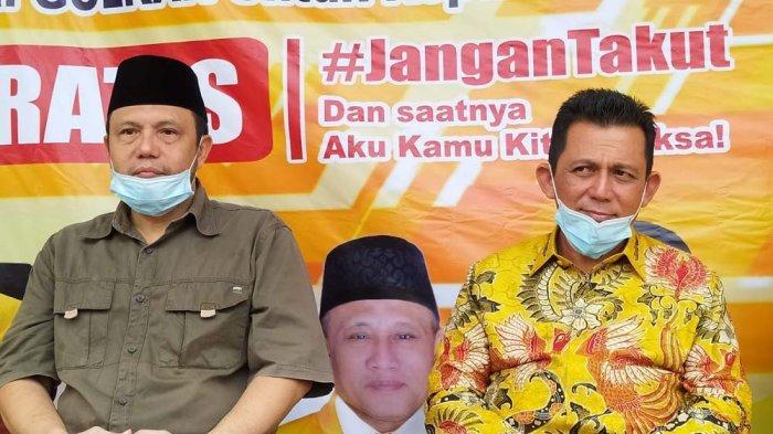 Achmad Ma'ruf Maulana Pasangkan Ansar Ahmad Dengan Ria Saptarika di Pilgub Kepri 2020