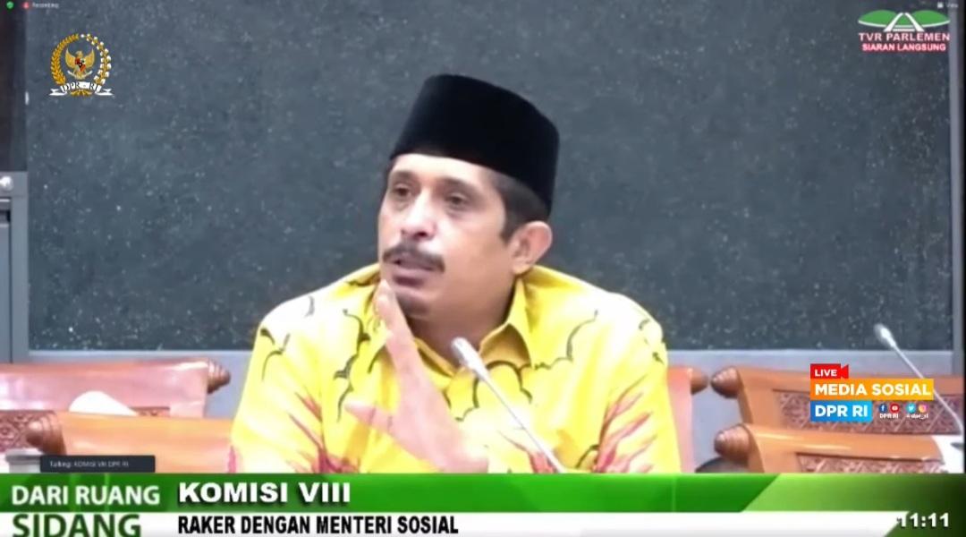 Muhammad Ali Ridho Dukung Rencana Kemensos Beri Bansos Anak Yatim Piatu Dampak COVID-19