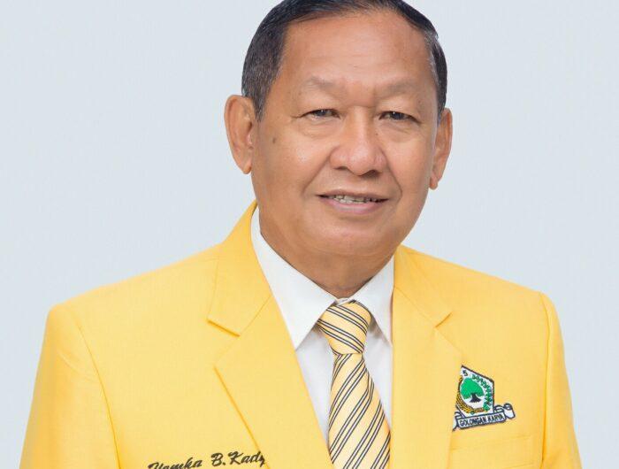 Kapasitas dan Kapabalitasnya Teruji, Hamka Baco Kady Gaspol Dongkrak Elektabilitas Airlangga