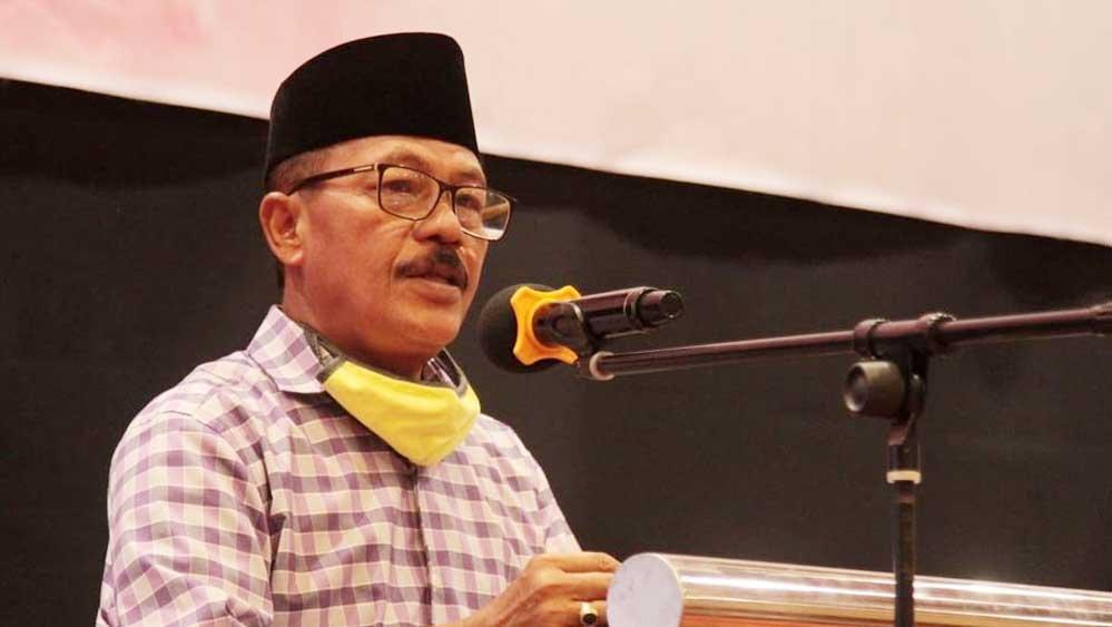 Irdinansyah Tarmizi Meninggal Dunia, Zuldafri Darma Pimpin Kabupaten Tanah Datar Sebagai Plt