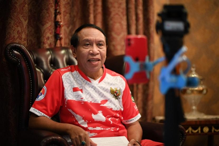 Menpora Zainudin Amali Bantah Ada 7 Atlet PON XX Papua Yang Positif COVID-19 Kabur Dari Isolasi