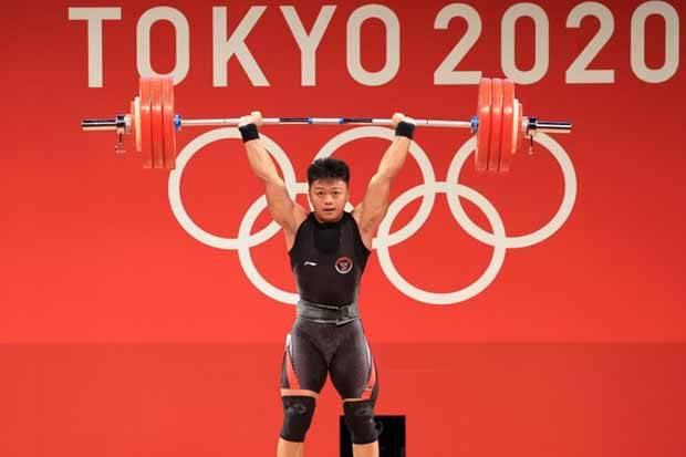 Rebut Perunggu Di Usia 20 Tahun, Menpora Zainudin Amali Harap Rahmat Erwin Berprestasi di Olimpiade Paris 2024