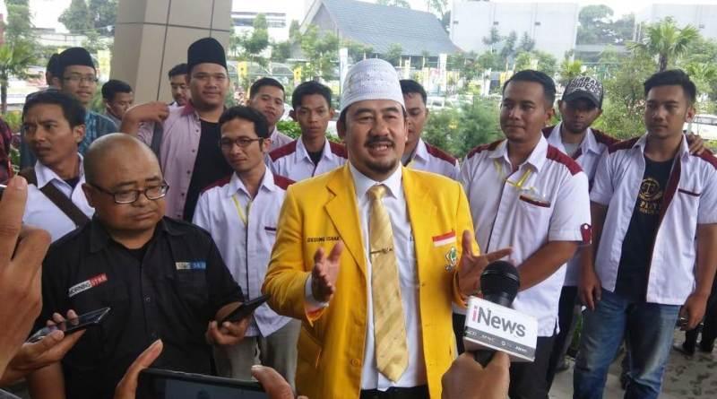 Jaga Marwah Partai, Ketum Airlangga Tunjuk Deding Ishak Jadi Wakil Sekretaris Dewan Etik Golkar