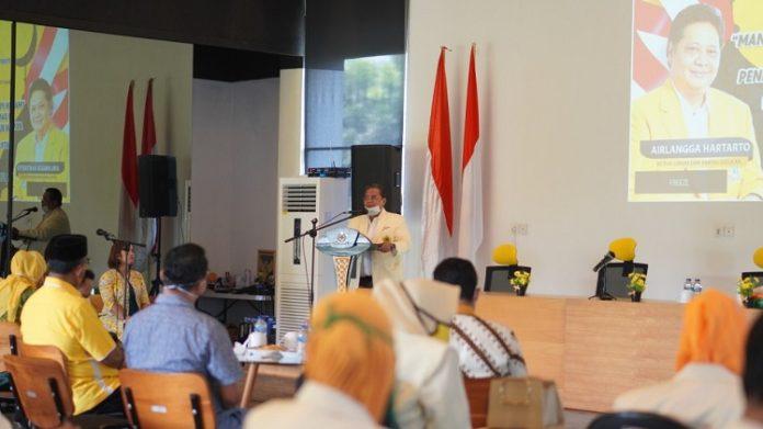 Ashraf Ali Bekali Kader Golkar DKI Jakarta Wawasan Ilmu Agama, Ini Tujuannya