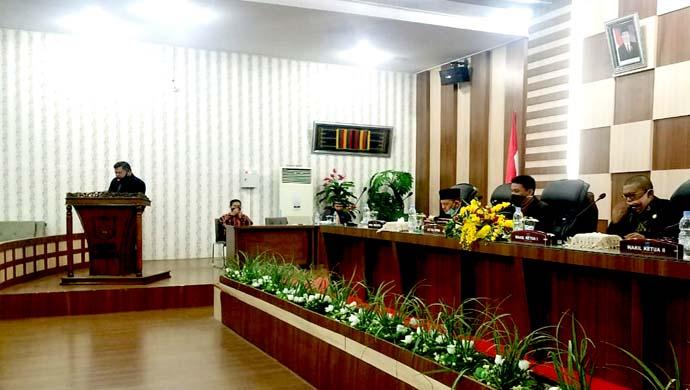 Fraksi Golkar Desak Walikota Langsa Perjelas Pengelolaan Hutan Kota dan Mangrove