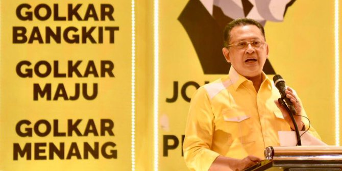 Bambang Soesatyo Tegaskan Siap Ayomi Kader Daerah dan Selamatkan Golkar