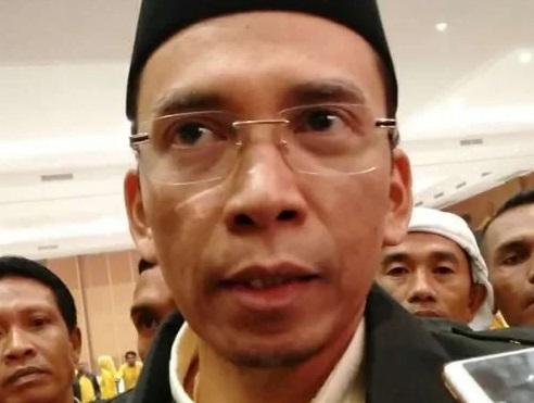 TGB Zainul Majdi Ungkap Hinaan dan Fitnah Tak Cegah Rakyat Pilih Jokowi