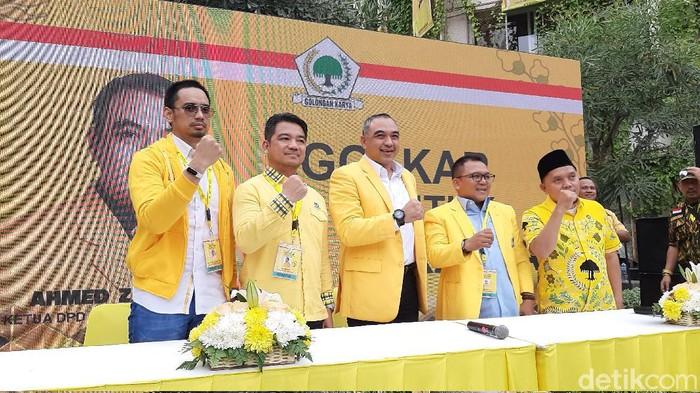 Golkar DKI Jakarta Optimis Dongkrak Jumlah Kursi DPRD 300 Persen Dari 6 Jadi 18 Kursi.