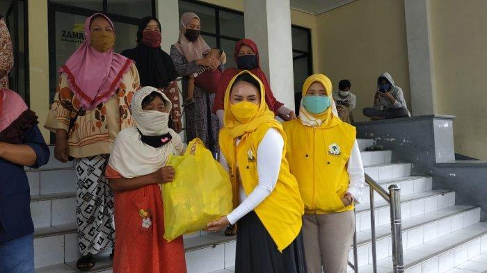IIPG Kalbar Bagikan Sembako Untuk Pemulung di Pontianak dan Bantu Penderita Hidrosefalus di Kubu Raya