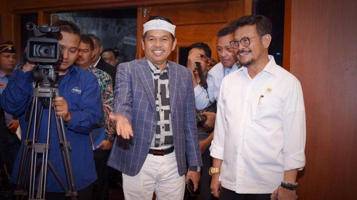 Dedi Mulyadi Tuntut Mentan Syahrul Yasin Limpo Sejahterakan Buruh Tani