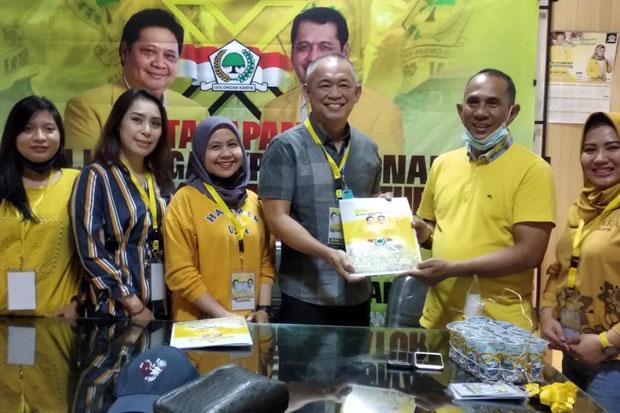 Kantongi Restu Airlangga, Emir Baramuli Siap Maju di Musda Golkar Sulsel