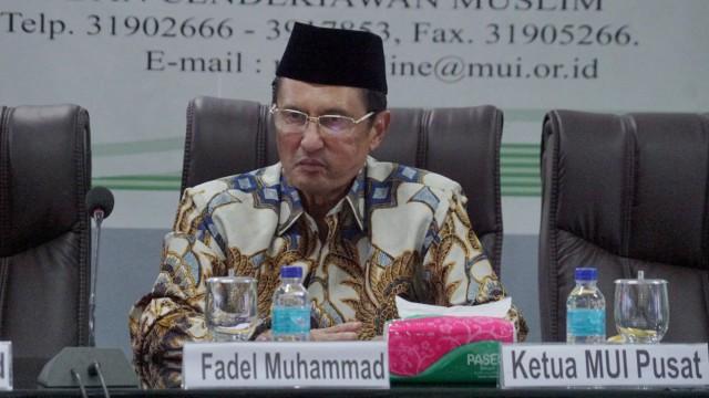 Jokowi Sudah Tak Mau 3 Periode, Fadel Muhammad: Jangan Diceburin, Kasihan!