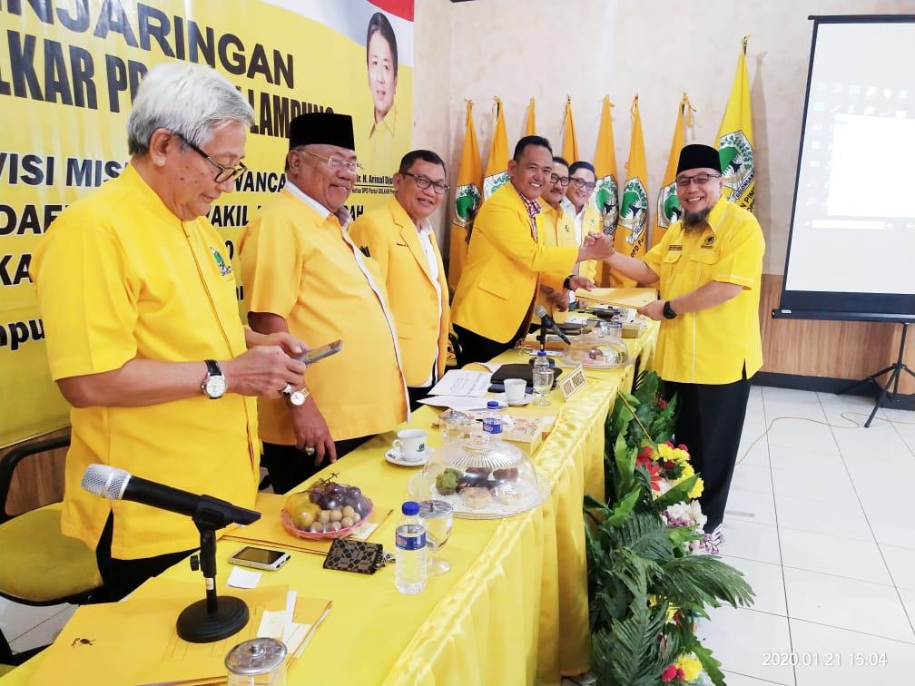 Bismillah, Tony Eka Candra Siap Berikan Pengabdian Terbaik Untuk Lampung Selatan