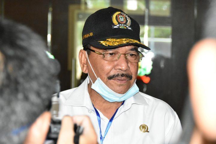 Supian HK Siap Lepas Jabatan Ketua DPRD Kalsel Jika Pegunungan Meratus Ditambang