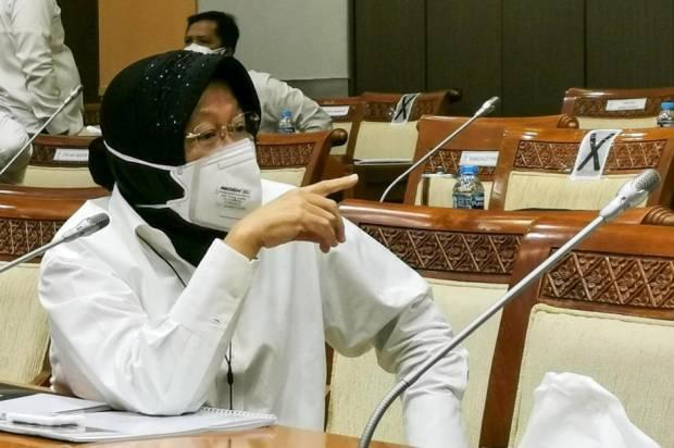 Sindir Risma Cuma Blusukan di Jakarta, John Kenedy Azis Minta Database Penerima Bantuan Diperbaiki
