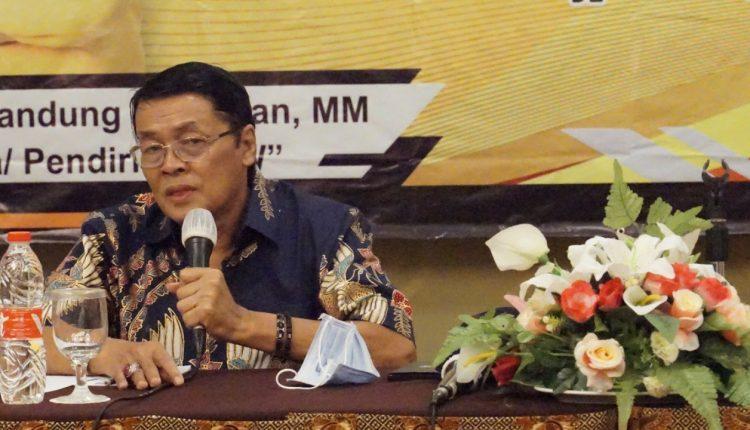 Gandung Pardiman Tegas Tolak Wacana Masa Jabatan Presiden 3 Periode