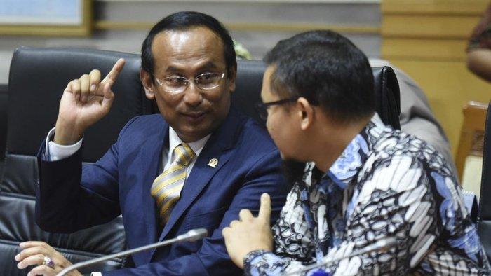 Satya Widya Yudha Dilantik Jadi Anggota DEN, Ini Harapan Menteri ESDM Arifin Tasrif