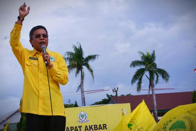 Kepemimpinan Taufan Pawe Bawa Golkar Menangkan 7 Pilkada di Sulsel