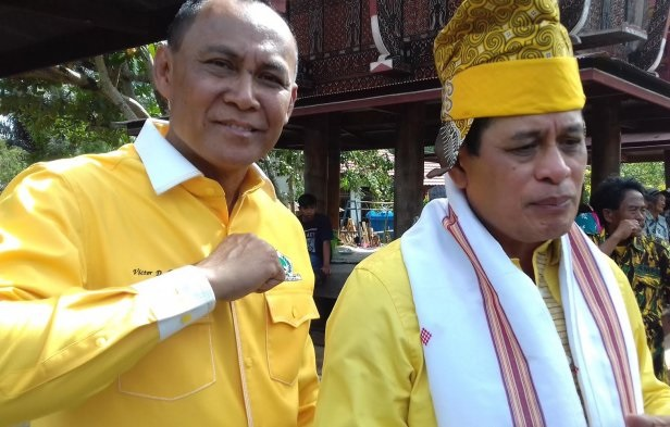 Ini Cara Victor Datuan Menangkan NH-Azis di Tana Toraja