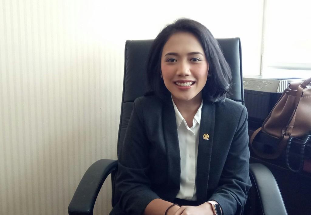 Puteri Komarudin Optimis LPI Jadi Alternatif Pembiayaan Nasional Jangka Panjang