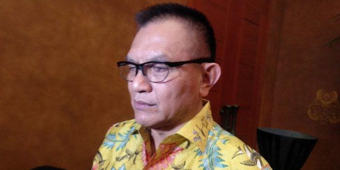 Sekjen DPP Golkar Lodewijk Paulus, Calon Kuat Pengganti Azis Syamsuddin Jadi Wakil Ketua DPR RI