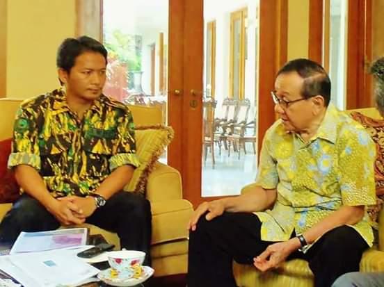 AMPG Tana Toraja Beri Dukungan Doa Agar Wabup Victor Datuan Batara Sembuh Dari COVID-19