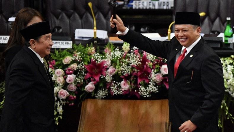 Profil Bamsoet, Anak Tentara Yang Jadi Wartawan, Pengusaha Dan Kini Jadi Ketua MPR