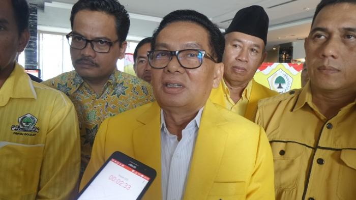 HM Ruslan AS Pastikan Pendamping Sugianto Sabran di Pilgub Kalteng Adalah Kader Golkar