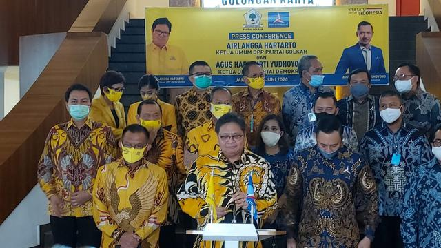 Andi Arief: Koalisi Golkar-Demokrat Paling Aman, Nyaman dan Nggak Ruwet