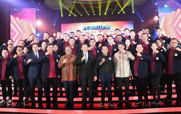 Bamsoet Dilantik Jadi Ketua Dewan Pembina e-Sport Indonesia