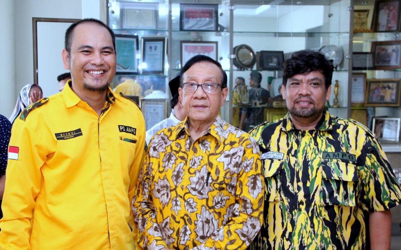 Seri Marawiyah Kantongi Rekomendasi DPP, Ketua AMPG Berau Ajak Seluruh Kader Rapatkan Barisan